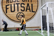 Rose City Futsal: Smaller ball, smaller court, lots of big fun