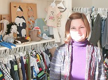 New business gives not-so-old kids' clothes another chance