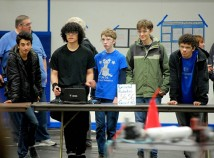 Grant High School robotics team builds a better Bunnybot