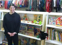 Hollywood Smallfry shop offers 'better than new' clothes for kids