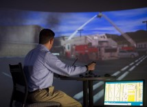 Concordia University uses simulator to teach disaster management
