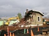 Approximately 300 houses are mechanically demolished each year in Portland. (Phill Colombo)