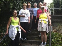 The Beaumont Walking Ladies just might know everything