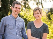Roseway neighbors Dan and Telina Rohrer are planning to open a neighborhood wine shop at 6908 N.E. Sandy Blvd. (Alison Levy)