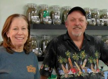 Mar 6 –  Selling medical and recreational marijuana in the Rose City Park Neighborhood, Grass Shack owner Marie Nashif and her retail assistant Shawn Gallagher expressed pride being able to raise the quality of life of medical customers with small amounts of the once-illegal weed. Nashif and two sisters are co-owners of the store which opened as a medical dispensary in July 2015 and began selling to recreational customers last October. (Phill Colombo)