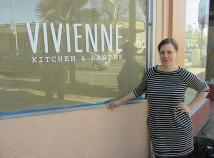 Robin Wheelright will be opening Vivienne Kitchen