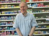 Gary Balo will retire this spring, after serving the Hollywood community for more thn 40 years at Paulsen's Pharmacy on Sandy Boulevard. (Ted Perkins)
