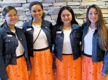 A chance to see Northeast Princesses Bryana Hanks of Jefferson, left, Olivia Wolfe of Grant, Abigail Reyes Santiago of Madison and Cynthia Aguilar-Arizmendi of Benson will be a highlight of the 2016 Fred Meyer Junior Parade. (Portland Rose Festival)